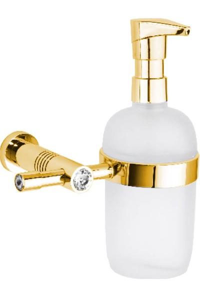 Saray Banyo Elenora Gold Sıvı Sabunluk
