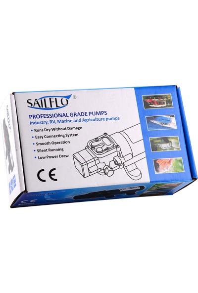 Sailflo Hidrofor Pompa 12 V 5.1lt/dk 7 Bar 100PSI