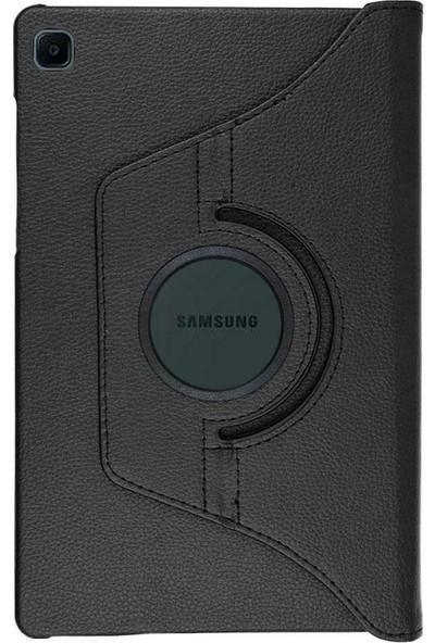 """Kılıfist Samsung Galaxy Tab S6 Lite P610 360 10.4"""" Dönebilen Standlı Kapaklı Kılıf"""