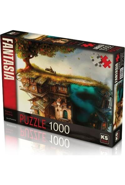 Ks Games Pianists Universe 1000 Parça Puzzle 20547