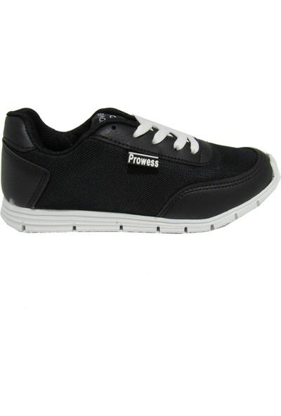 Prowess Siyah Koşu Yürüyüş Kadın Spor Ayakkabı
