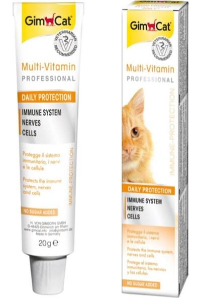 Vestark Gimcat Gimcat Multi - Vitamin 20 Gram