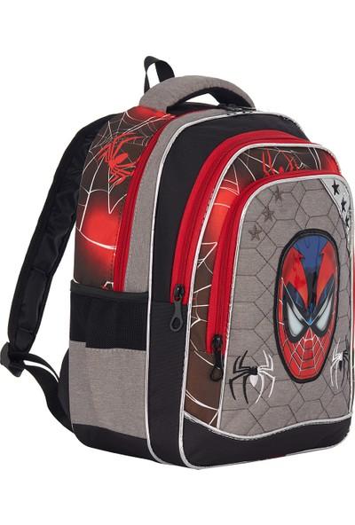 Fudela Örümcek Surat Takım Okul Çantası