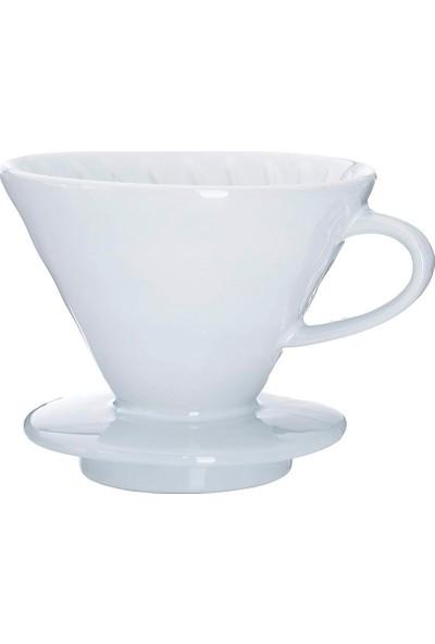 Cooker V60 Seramik Filitre Kahve Demleme Fincanı