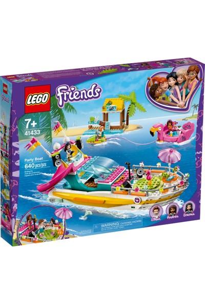 LEGO Friends 41433 Party Teknesi
