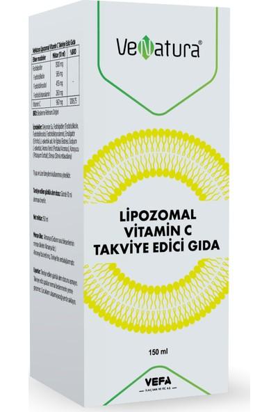 Vefa Venatura Lipozomal Vitamin C