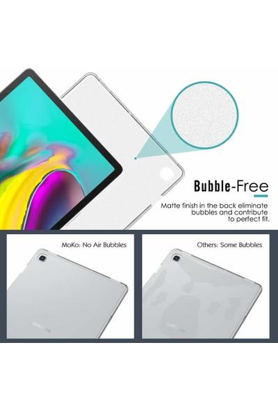 Fujimax Samsung Galaxy Tab S6 Lite 2020 P610 P615 P617 Soft Silikon Kılıf Şeffaf