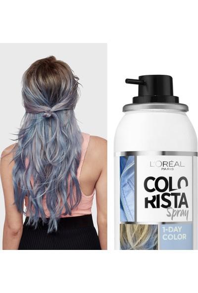 L'Oréal Paris Colorista Spray Saç Boyası - Blue