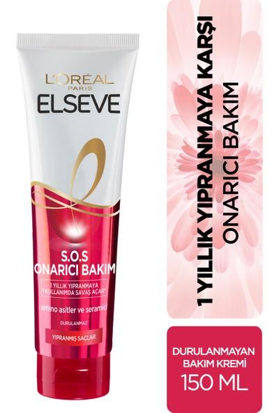 L'Oréal Paris Elseve S.O.S Bakım Onarıcı Koruyucu Krem