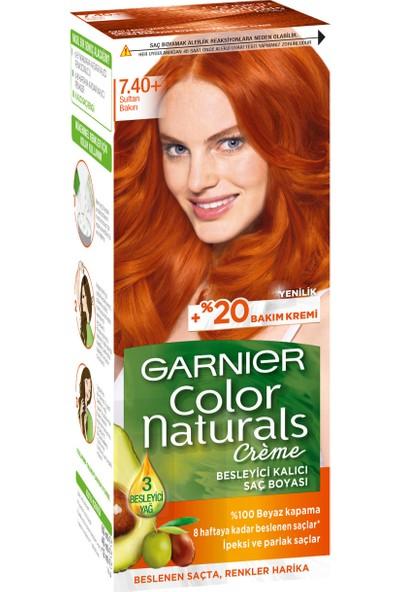Garnier Color Naturals 7/4 - Sultan Bakırı Saç Boyası