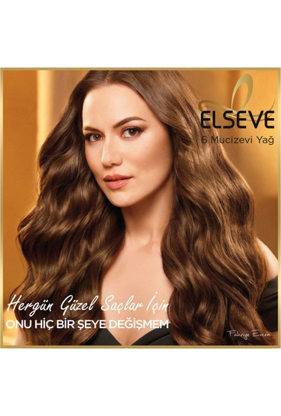 L'Oréal Paris Elseve Mucizevi Yağ Saç Güzelleştirici Krem 150 ml - Her Saç Tipi