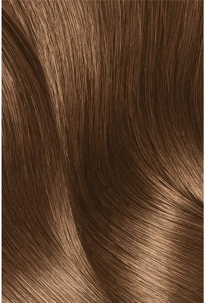 L'oréal Paris Excellence Creme Saç Boyası 6.03 Doğal Işıltılı Açık Kahve