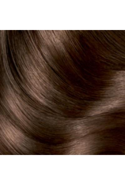 Garnier Çarpıcı Renkler 5/0 - Parlak Açık Kahve Saç Boyası