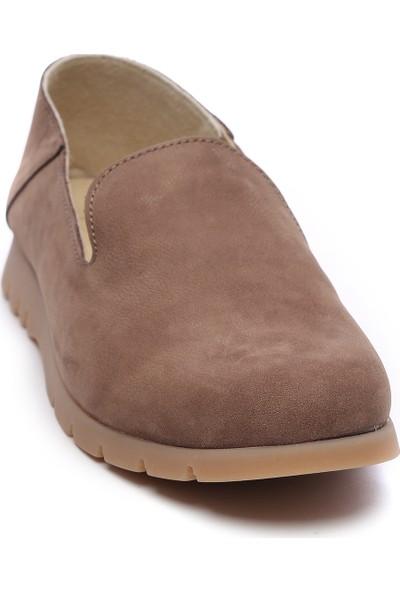 Kemal Tanca Kadın Deri Comfort Ayakkabı 402 500 Y19