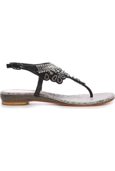 Amani Kadın Deri Sandalet 461 85131 Bn Sndlt