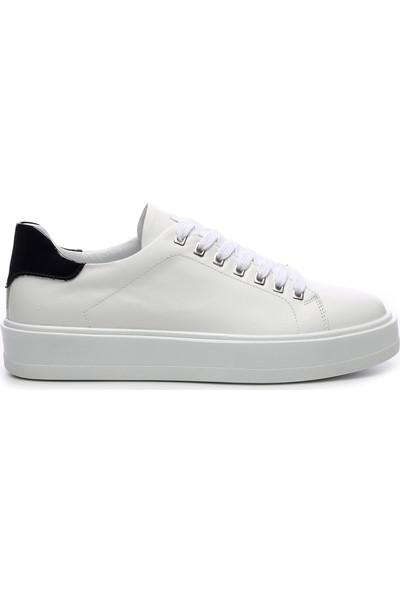 Kemal Tanca Erkek Deri Sneakers & Spor Ayakkabı 352 12456 Erk Ayk Y20