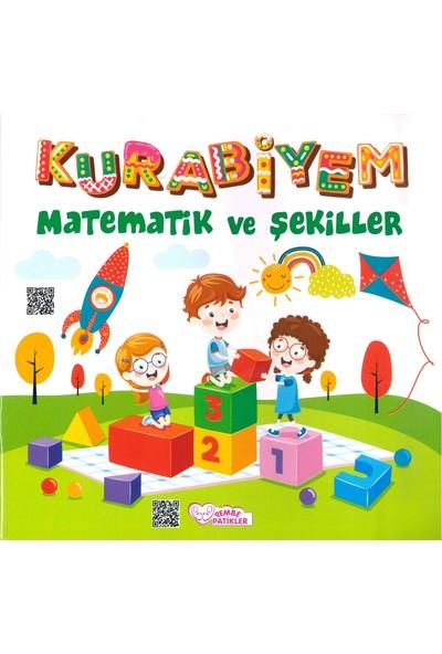 Kurabiyem Matematik ve Şekiller 3-4 Yaş