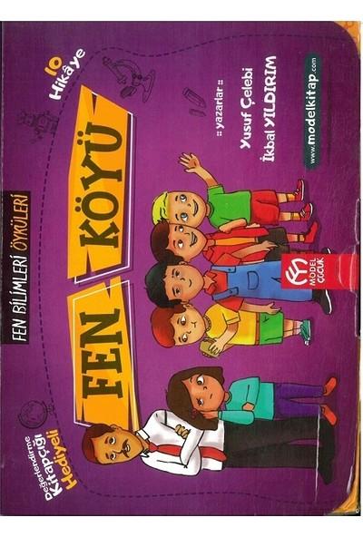 Model Eğitim Yayıncılık 3. ve 4. Sınıf Fen Köyü Hikaye Seti 10 Kitap