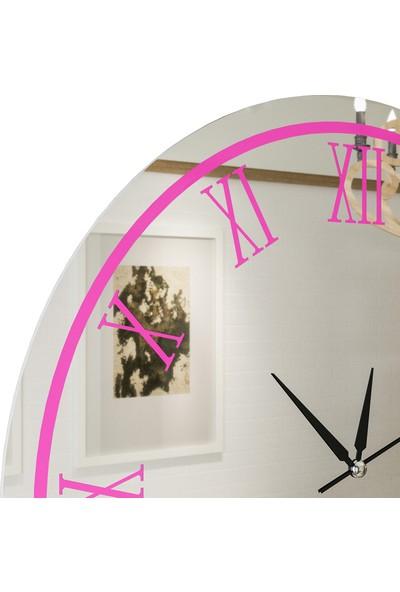 Camex Telemagenta Roma Rakamlı Aynalı Duvar Saati