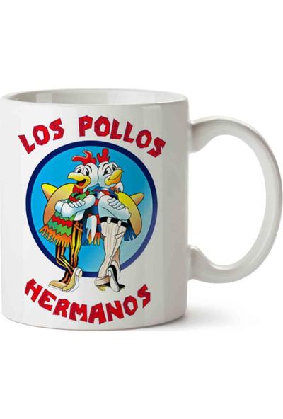 Art Hediye Los Pollos Hermanos En Çok Satılan Kupa Bardak