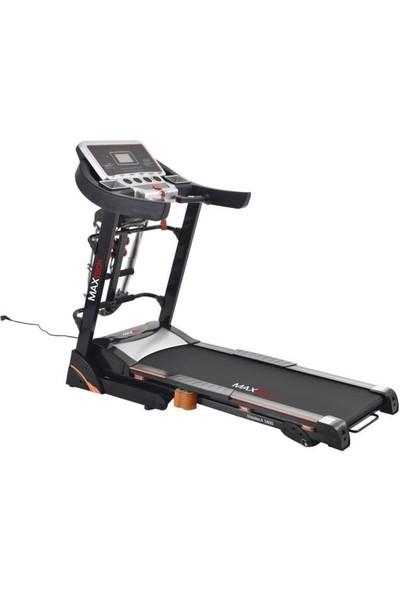 Max Tech S800D Masajlı Koşu Bandı