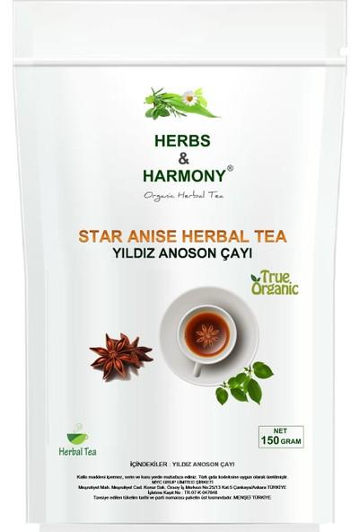 Herbs & Harmony Yıldız Anason Çayı 150 gr