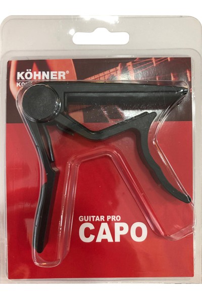 Köhner Gitar Kaposu (Pro)