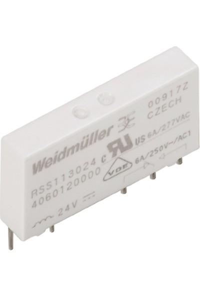 Weidmuller Rss113060 Termserıes Relay