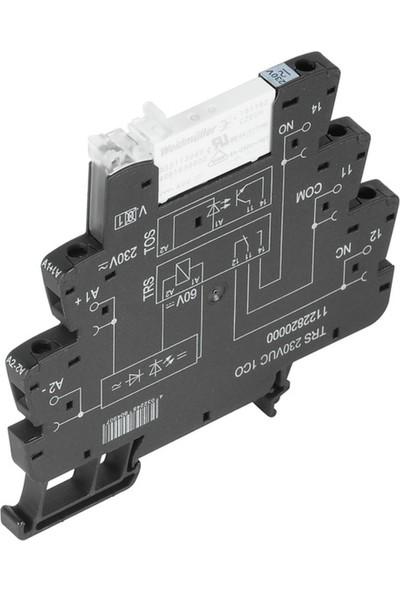 Weidmuller Trs 24 Vdc 1Co 24Vdc 250V/6A, 1Co Term Serisi Röle