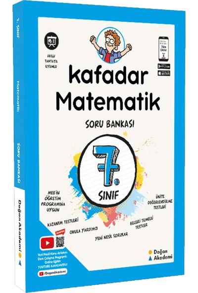 Doğan Akademi Kafadar 7.sınıf Matematik Soru Bankası