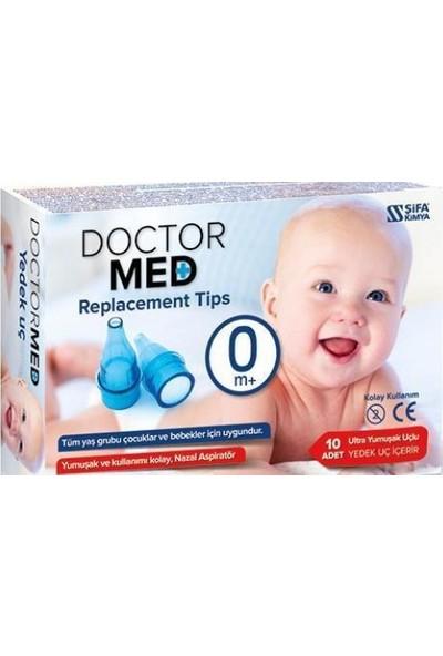 Şifa Kimya Doctor Med Yedek Aspiratör Ucu - 10 Adet