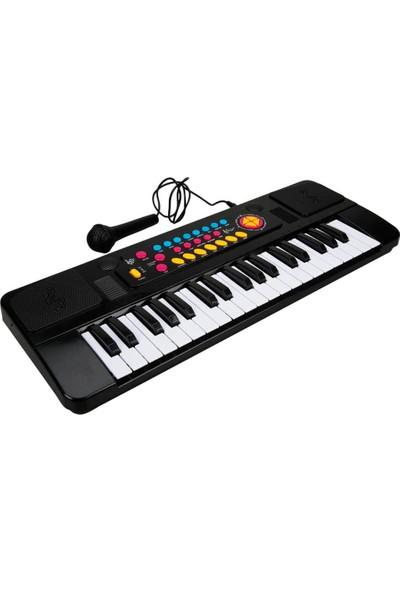 Eccho Mikrofonlu Elektronik Org 37 Tuşlu - Siyah