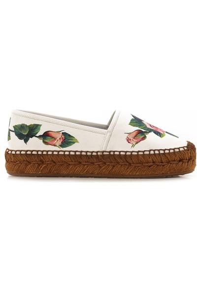 Dolce & Gabbana Kadın Ayakkabı Ce0095-Ax365-Ha96C