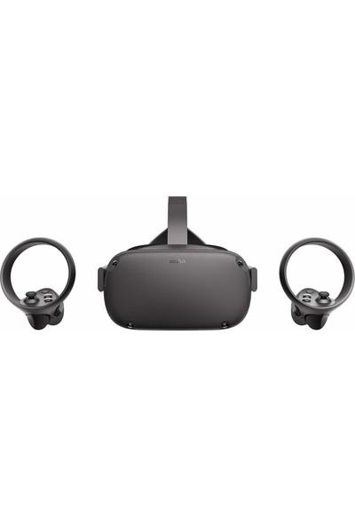 Oculus Quest All-In-One Vr 128GB Sanal Gerçeklik Sistemi (Yurt Dışından)
