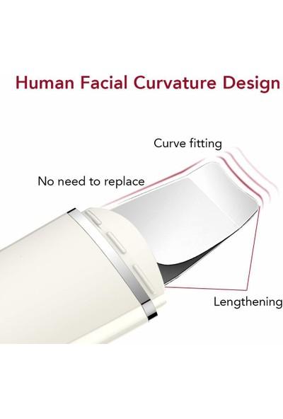 Joyjuly Skin Scrubber Ultrasonik Yüz Temizleme Cihazı (Yurt Dışından)