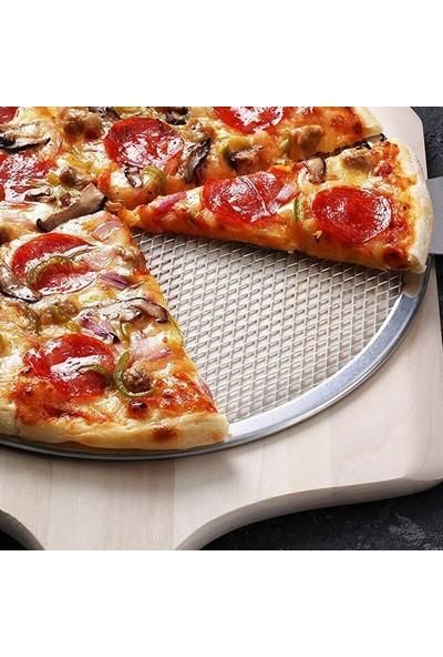 Şahin Mutfak Pizza Screen 33 cm Pizza Tepsisi