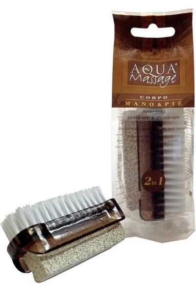 Aqua Massage Mano Pıe Tırnak Fırçası ART:976