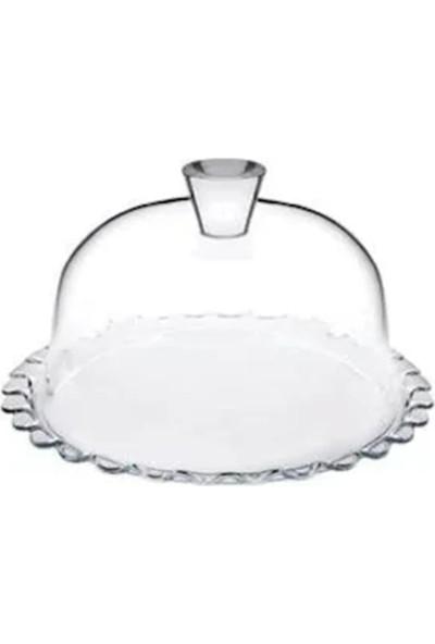 Paşabahçe Patisserie Kapaklı Kek Saklama Kabı 26,4 cm 1 Adet