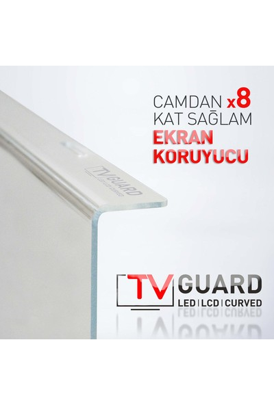 "TV Guard Hitachi 43Ht2600Fd 43"" 3 mm Tv Ekran Koruyucu"