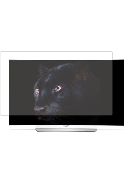 "TV Guard Lg 55Eg920V 55"" 3 mm Tv Ekran Koruyucu"