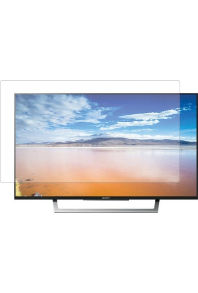 "TV Guard Sony Kdl-43Wd755 43"" 3 mm Tv Ekran Koruyucu"