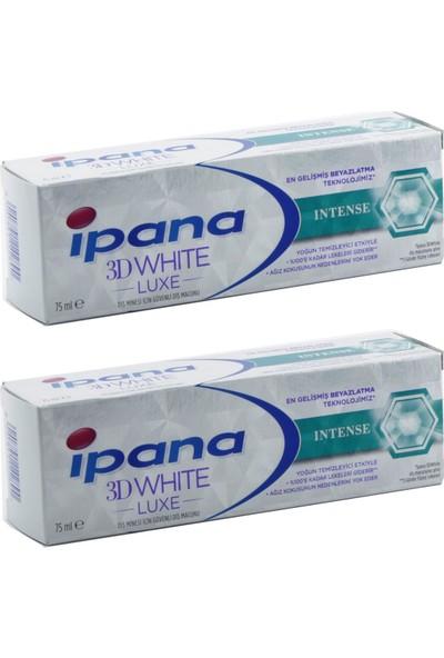 Ipana Diş Macunu 3boyutlu Beyazlık Luxe Intense 75 + 75 ml