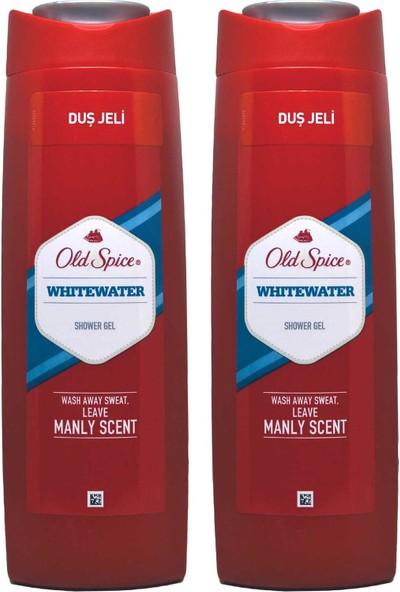 Old Spice Duş Jeli Whitewater 400 ml x 2 Adet