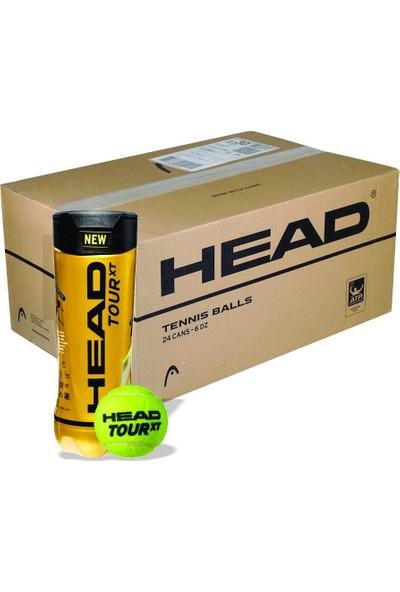 Head Tour Xt 3'lü Koli Tenis Topu