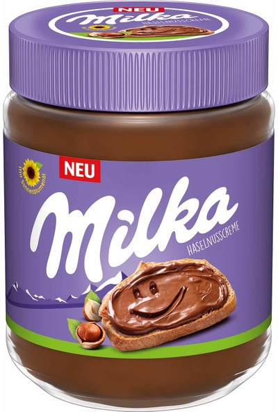 Milka Haselnusscreme Sürülebilir Çikolata 350 gr