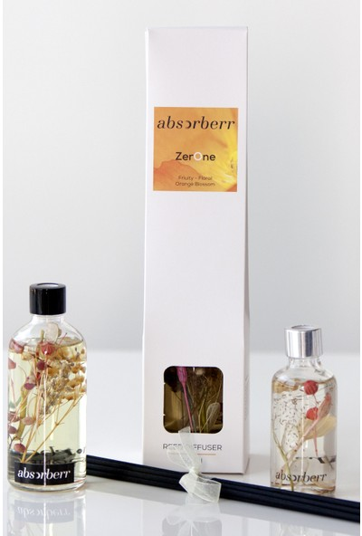 Absorberr Zerone Çubuklu Oda Kokusu 50 ml