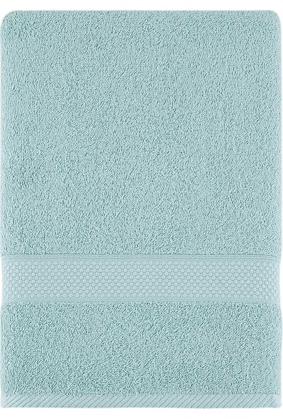 Arya Home Miranda Soft Düz Banyo Havlusu Mint