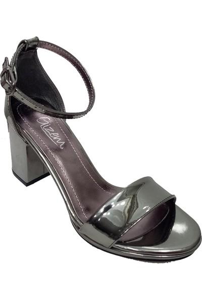 Gizem 402 Rugan Kadın Sandalet