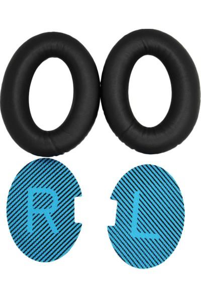 Buyfun Bose Quietcomfort QC15 İçin Yedek Kulak Pedleri