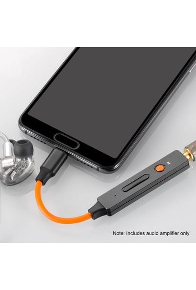 Xduoo Bağlantı Taşınabilir Kulaklık Amplifikatör Tip-C
